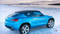 VW Concept A World Premiere at Geneva