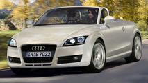 New Audi TT Roadster - Artist Impression