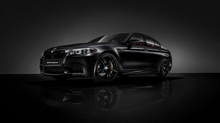 BMW M5 Nighthawk unveiled in Japan