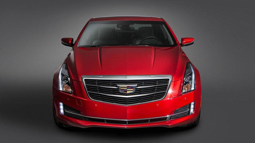 2015 Cadillac ATS sedan to get a minor facelift