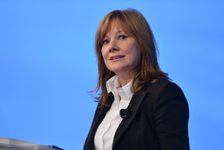 WikiLeaks reveals GM CEO Mary Barra on Clinton's vice presidential list