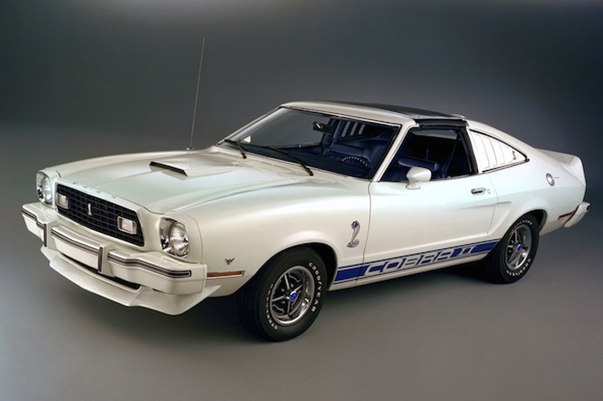 1974 Ford Mustang II: The Car Every Naughty Driver Should Get