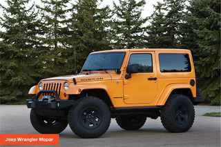 Unveiled: 2012 Easter Safari Jeeps