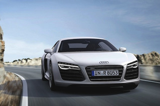 Next-Gen Audi R8 Going Green