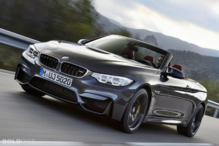 The BMW M4 Convertible is 425 Horsepower of Drop-Top Beauty