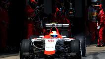 Merhi keeps Manor seat for Monaco