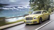 2017 Bentley Mulsanne Speed