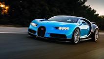Bugatti Chiron Revealed