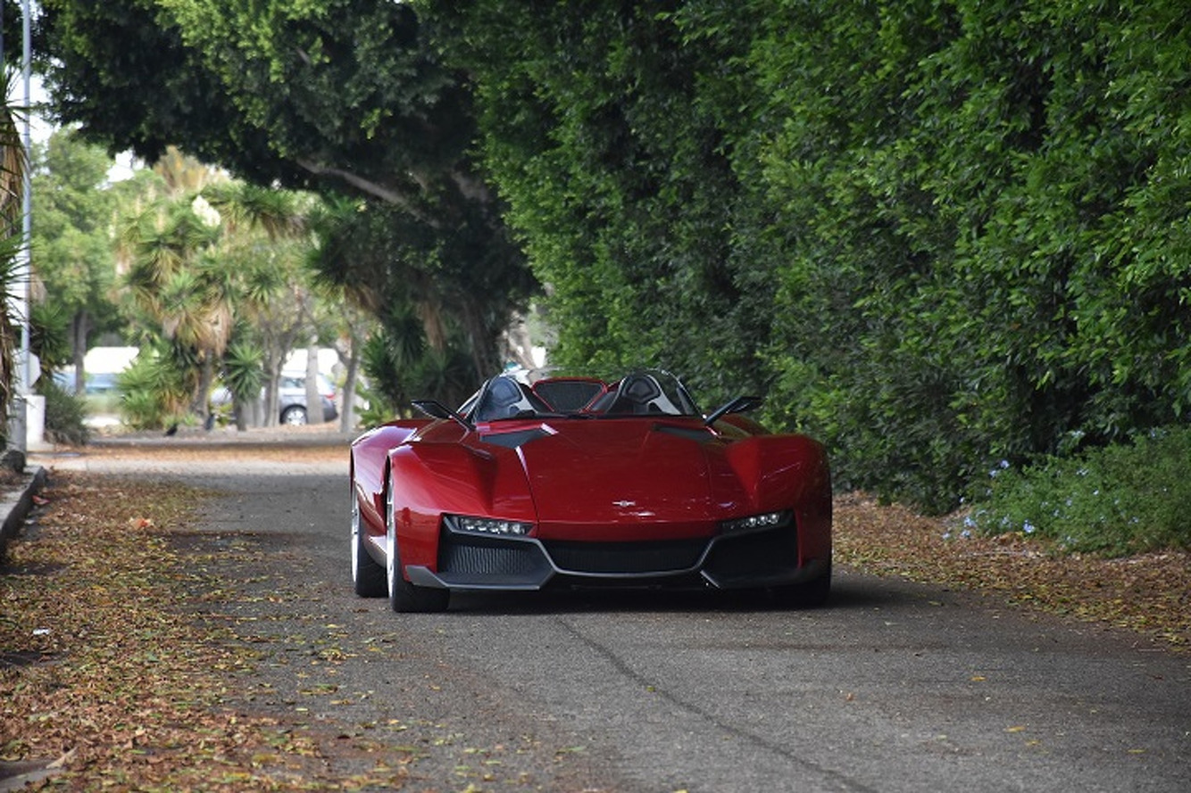 Rezvani Beast Speedster First Drive: It has an addictive personality