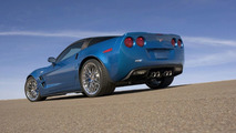 2009 Corvette ZR1 Revealed