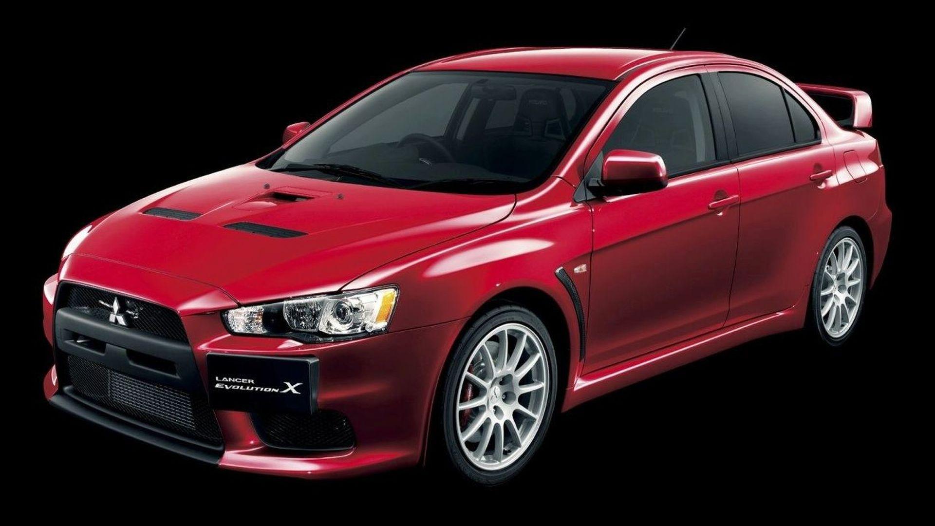 Mitsubishi Lancer Evolution X Launched (JA)