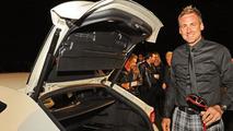 Ferrari FF for British golfer Ian Poulter 20.8.2012