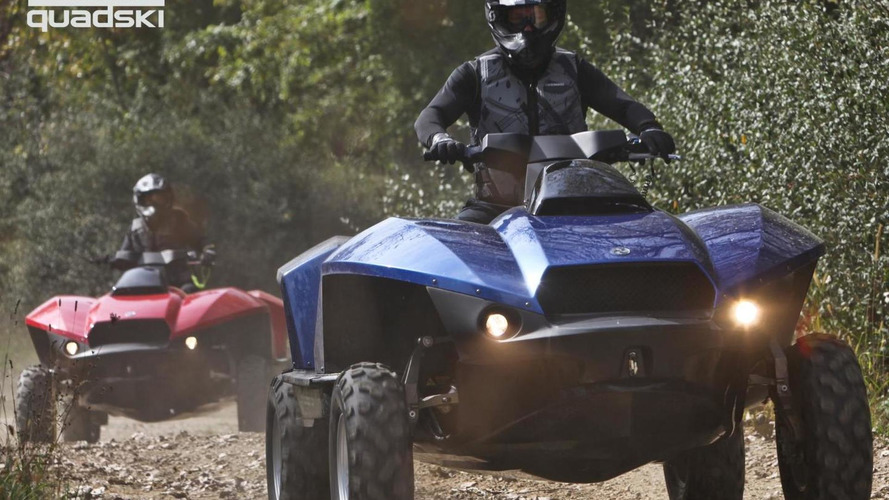 GIBBS Quadski enters production, costs 40,000 USD