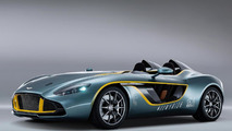 Aston Martin CC100 concept breaks cover [video]
