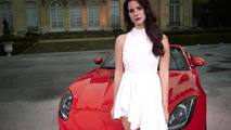 Jaguar F-TYPE and Lana Del Rey