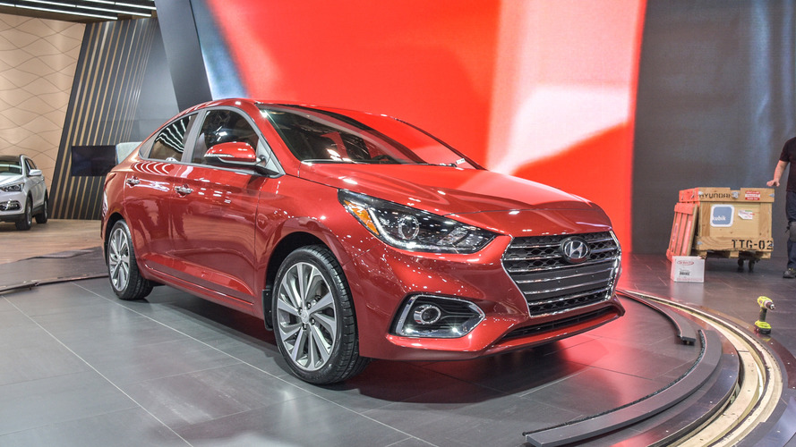 Hyundai Accent is bigger, quicker, and safer for 2018