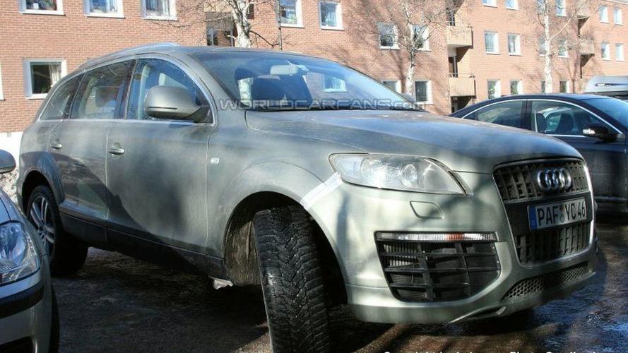 SPY PHOTOS: New Audi RS Models