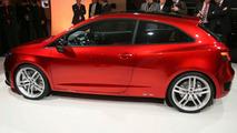 SEAT Bocanegra Concept Unveiled in Geneva
