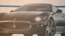 Maserati GranTurismo S at Geneva