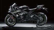 Kawasaki ZX-10RR homologation special track bike revealed