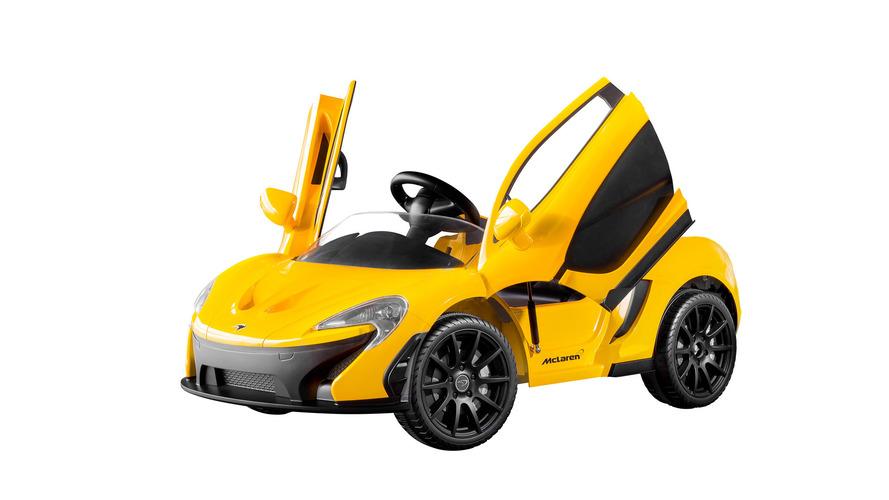 McLaren P1 electric ride on car