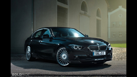 Alpina BMW D3 Biturbo