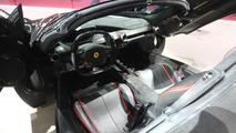 2016 Ferrari LaFerrari Aperta Paris Motor Show