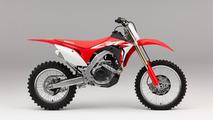 Honda unveils new CRF450R