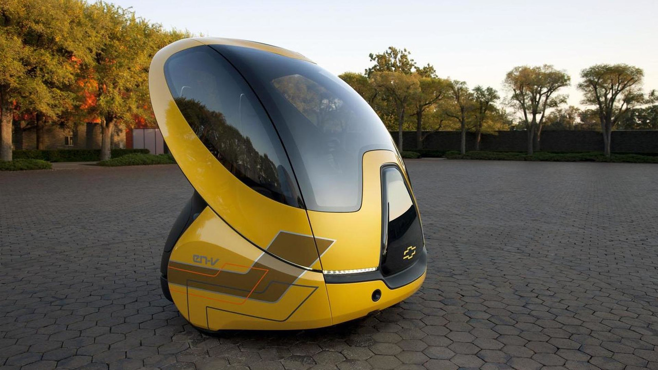 2011 Chevrolet EN-V concept - 12.10.2011