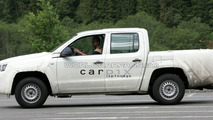 Volkswagen Robust Spied Once Again with Interior Shot
