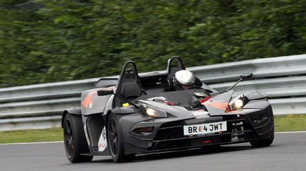 KTM X-BOW RR laps Nordschleife in 7:25 [video]