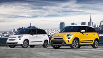 2014 Fiat 500L and 500L Trekking arrive in L.A.