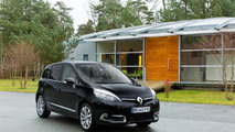 2013 Renault Scenic and Grand Scenic facelifts revealed