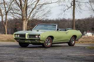 Meet the Only Triple-Green '69 Pontiac GTO Judge in the World