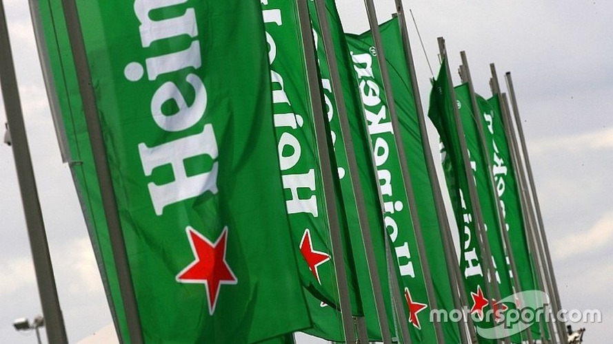Heineken confirms multi-year F1 sponsorship deal