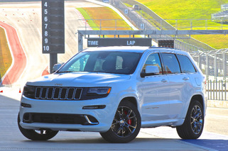 BoldDrive: 2014 Jeep Grand Cherokee SRT