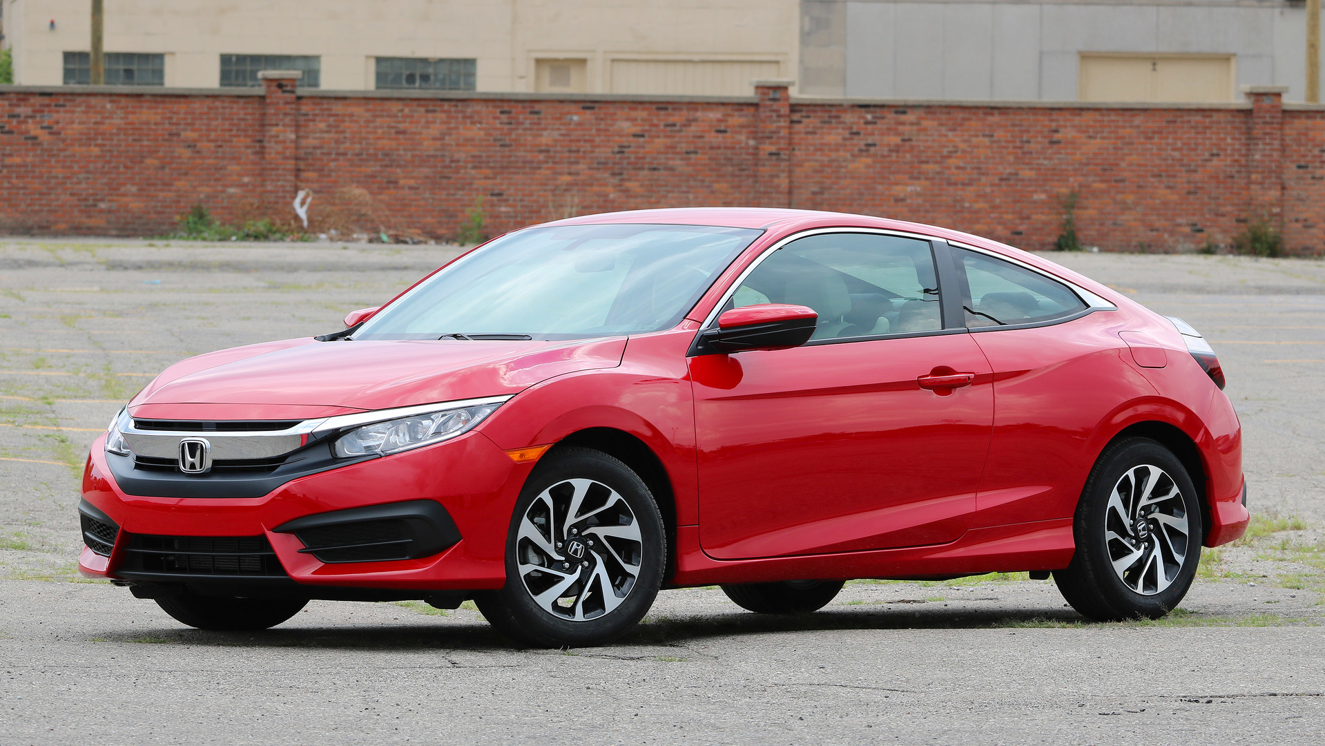Review 2016 honda civic lx coupe for 2016 honda civic ex t review