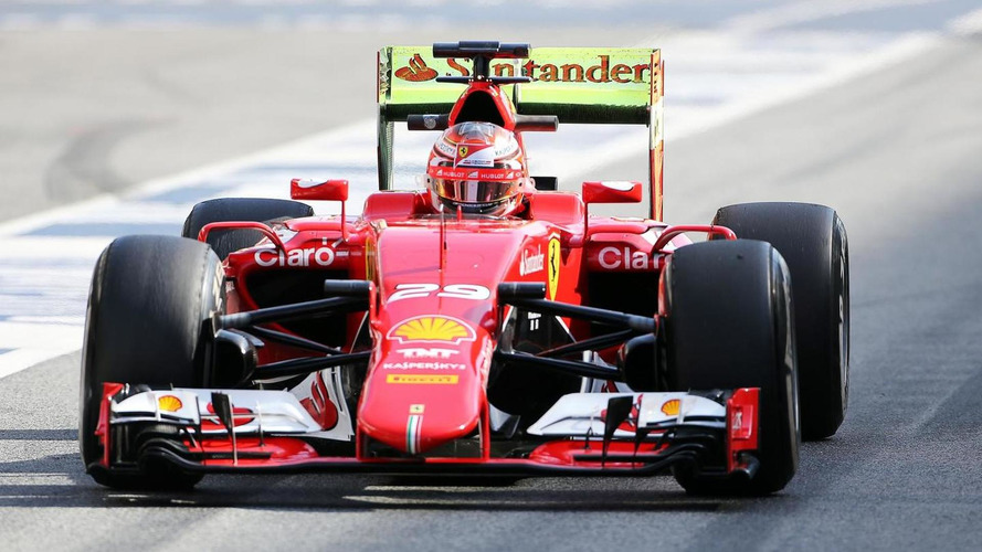 Ferrari criticised for Barcelona test lineup
