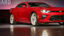 2016 Chevrolet Camaro makes video debut