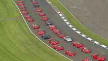 Ferrari owners gathering