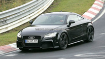 Spy Shots of the Audi TT RS