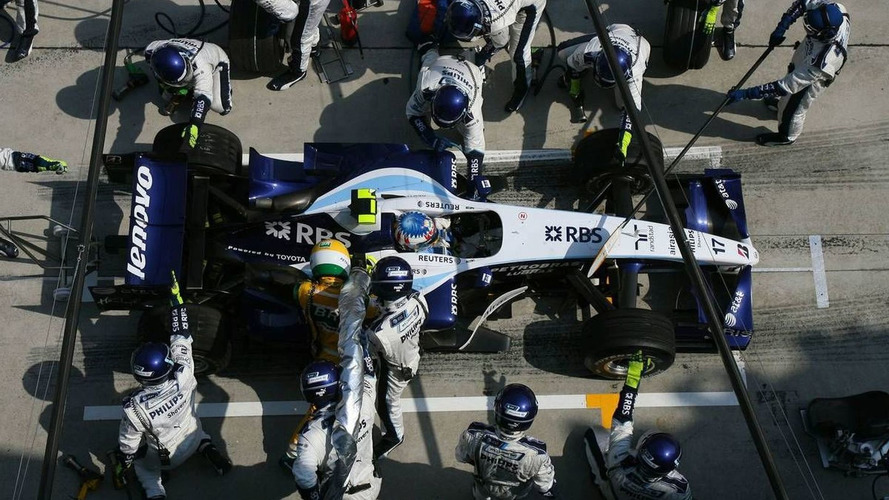 Pit stops to take sub-3 seconds in 2010
