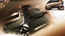 Fiat Mio FCC III Concept exterior, 1600, 28.10.2010