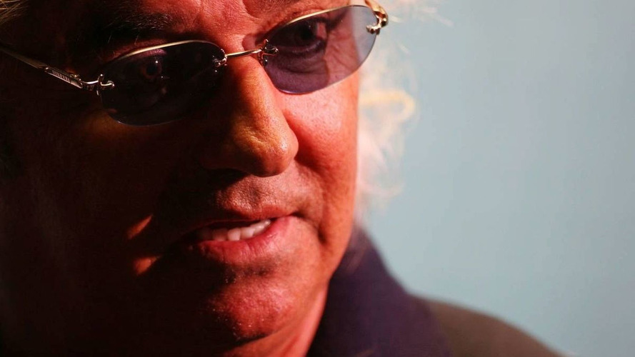 Briatore confirms not rushing for F1 return