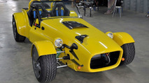 Millennium 7 - Lotus 7 replica from South Africa