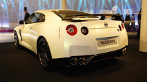 2012 Nissan GT-R facelift live in Paris 30.09.2010