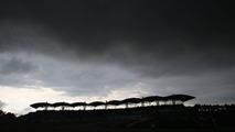 Rain forecast for Malaysian GP