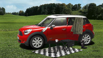 MINI Countryman Getaway Package announced for the impromptu picnic