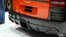 Mansory Chopster at Geneva Motor Show 2009