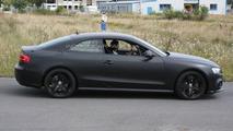 Audi RS5 Spy Photo